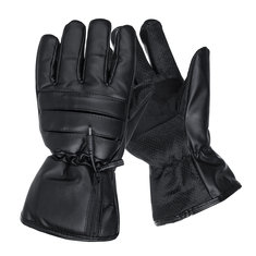 Rechargeable Electric Heated Gloves Winter Warm Gloves Outdoor Fitness Sports Gloves