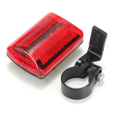 5 LED Bike Tail Light Bicycle Red Flashlight Rear Lamp 7 Mode