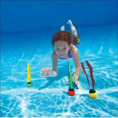 Underwater Swimming Toys Diving Water Pool Seaweed Fun Balls Kids Toy