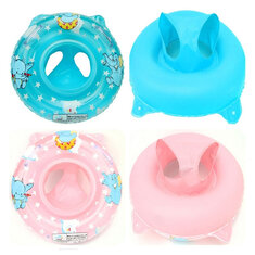 Baby Swimming Ring Armpits Ring Child Boat Double Thickening