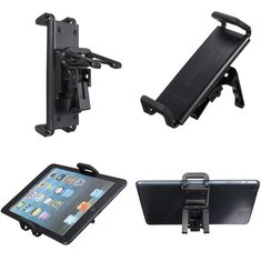 Universal Car Air Vent Mount Holder Stand For iPhone 8 X iPad Mini 3 Mobile Phone