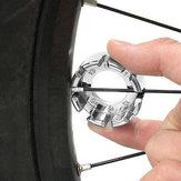 Rower Spoke Key Wheel Rim Wrench Spanner Repair Tool