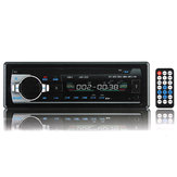 12V Auto in Dash BT Stereo Radio Head Unit 1 Din MP3 Player AUX FM