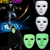Jabbawockeez Mask Halloween Ghost Dance Hip-hop Performances Maski Party Dress Mask