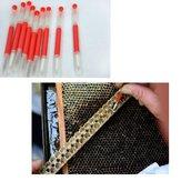 5pcs Bienenzucht Werkzeuge Imker Pfropfen Extras Retractable Typ Beekeeper Needle Pfropfen