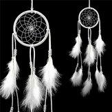 Dream Catcher Penas Janela Carro Pendurado Ornamento Dreamcatcher Decoração