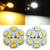 G4 2W White/Warm White 9 SMD 5730 LED Light Lamp Bulb 12V