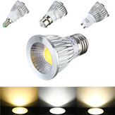 E27 / GU10 / E14 / B22 6W COB LED Dimbare Down Light Bulbs Spot Lightt AC 85V-265V