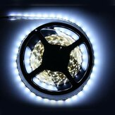 5M Bianco 3528 SMD LED Striscia Luminosa non-Impermeabile 12V DC 300 LED