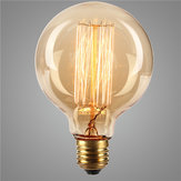 E27 40W G95 19 Anchors Vintage Antique Edison Style Carbon Filamnet Clear Glass Bulb 110/220V