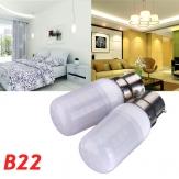 B22 3.5W White/Warm White 5730SMD 420LM LED Corn Light Bulb 110V