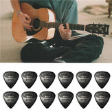 12PCS Celuloid Guitar Picks Plektrony 0,71 mm na gitarę basową