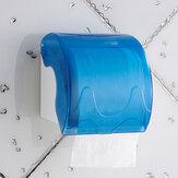 Parede montado titular rolo de papel impermeável banheiro suporte de papel