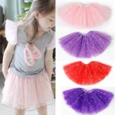 Baby Girls Prinses Sequins Ballet Dance Tutu Rok
