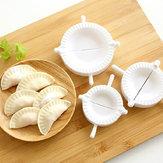3шт китайские пельмени тесто для пельменей пресс оборот инструмента прессформы чайник