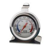 RVS oventhermometer Grote wijzerplaat temperatuurmeter keukenkookgereedschap