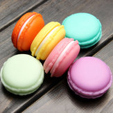 Macaron Mini Biżuteria Pill Case Box Storage Birthday Gift