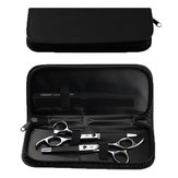 PU Hairdressing Hair Salon Scissor Shear Tool Sipper Case Pokrowiec