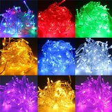 5M Baterai Bertenaga LED Funky ON Twinkling Lamp Peri String Lights