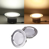 9W LED Down Light Ceiling Recessed Lamp 85-265V + Driver