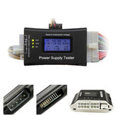 Digital LCD Power Supply Tester für PC ATX / BTX / ITX 4Pin SATA HDD