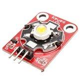 5 Adet 3 W LED Modülü Arduino için Yüksek Güç Modülü Geekcreit-resmi Arduino panoları ile çalışan ürünler