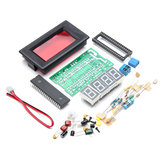 EQKIT® ICL7107 Digital Ammeter DIY Kit Unassembled Electronic Learning Kit DC5V 35mA