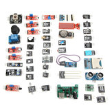Geekcreit 45 In 1 Sensor Module Board Starter Kits Carton Box Package