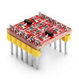 10 Adet 3.3V 5V TTL Çift Yönlü Mantık Seviyesi Dönüştürücü Geekcreit Arduino için - resmi Arduino panoları ile çalışan ürünler