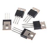 5Pcs Transistor IRFZ44N MOSFET Canal-N Redresseur d'Alimentation Internationale
