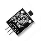 5Pcs DC 5V KY-003 Hall Magnetic Sensor Module Geekcreit for Arduino - products that work with official Arduino boards