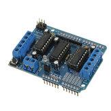 5 stks Motor Driver Shield L293D Module Duemilanove Mega UNO Geekcreit voor Arduino - producten die werken met officiële Arduino-boards