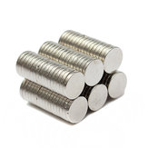 100pcs 6 X 1mm Neodymium Disc Super Strong Rare Earth N35 Magnets