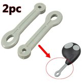 2pcs Case Ring Rubberband Loop Voor Button Remote Key Fob Loop Cobra Alarm