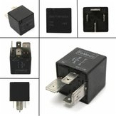 14V 4 Pin 80A 80 Amp Heavy Duty Split Charge ON-OFF Relay For Motor Bike Car Bike Van Boat