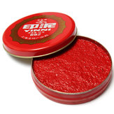 Calligraphy Painting Red Ink Paste Round Chinese Yinni Pad New 36g