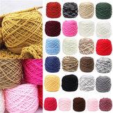 200 г 25 цвет мягкого хлопка ручной вязки пряжа гладкая шерстяная пряжа шар шерстяной шарф детская одежда
