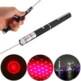 XANES RD02 650nm High Power Röd Laser Pointer Beam Med Star Cap Head