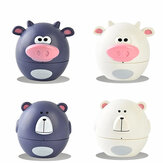 Cartoon Mechanical Timer 55 Minutes Timer Kitchen Cooking Baking Student Learning Test Timer Portable for Home Timer