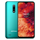 Camera Ulefone Note 8P 5.5 inch Android 10 Dual Camera sau 2GB RAM 16GB ROM MT6737 Quad core 4G