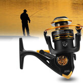 JK1000-7000 5.1 / 5.2: 1 12BB Spinning Reels Saltwater Freshwater Left / Right Hand Fishing Reel