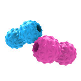 KALOAD ABS+EVA Peanut Massage Ball Spiky Trigger Point Muscle Relief Yoga Ball Fitness Exercise Ball