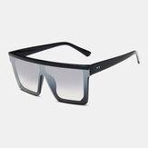Óculos de sol de proteção feminina moda Plus tamanho exterior verão