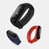 Original Xiaomi Mi band 3 Smart Watch OLED-skærm Pulsmåler Fitness Tracker Armbånd International version