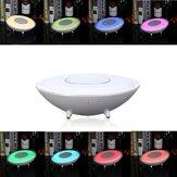Draagbare draadloze Bluetooth-luidspreker Smart Touch Sensor LED-nachtlampje