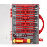14 in 1 Magnetic Screwdriver Set Insulated Multi Screw Driver Repair Tools Kit