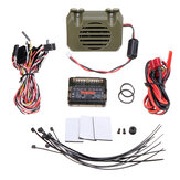 HG P402 P407 P601 P801 P802 1/10 1/12 Universal RC Car Parts WE8021 Engine Sound System