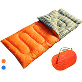 IPRee® Single People Sleeping Bag Adult Winter Warm Polyester Sleeping Sack Outdoor Camping Travel