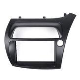Podwójna rama radioodtwarzacza samochodowego 2 DIN DIN Panel stereo dla Honda Civic Hatchback 2006-2011 RHD