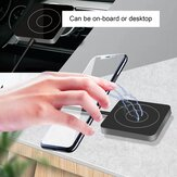 Bakeey 15W Magnetic Wireless Charger Fast Charging Dock Pad For iPhone 12 Pro Max
